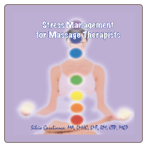 Stress Management for Massage Therapists - Book